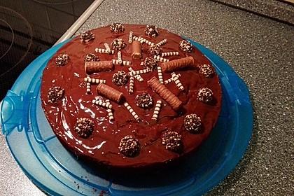 Schokoladenkuchen - süße Sünde mal ganz zart 69