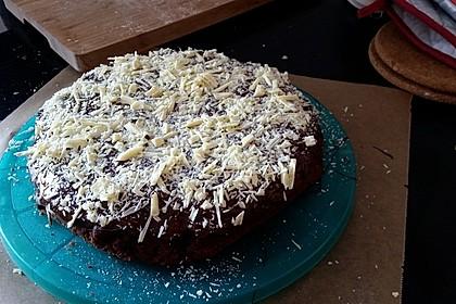 Schokoladenkuchen - süße Sünde mal ganz zart 87