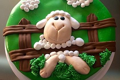 Schokoladenkuchen - süße Sünde mal ganz zart 7