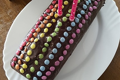 Saftiger Schokoladenkuchen (Bild)