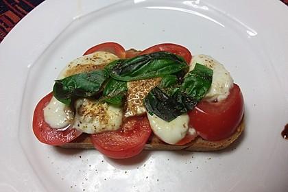 Tomaten - Mozzarella - Brot 1