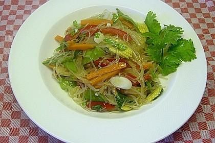 Thai - Glasnudelsalat...Yam Woon Sen 2