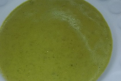 Erbsen - Curry - Suppe 13