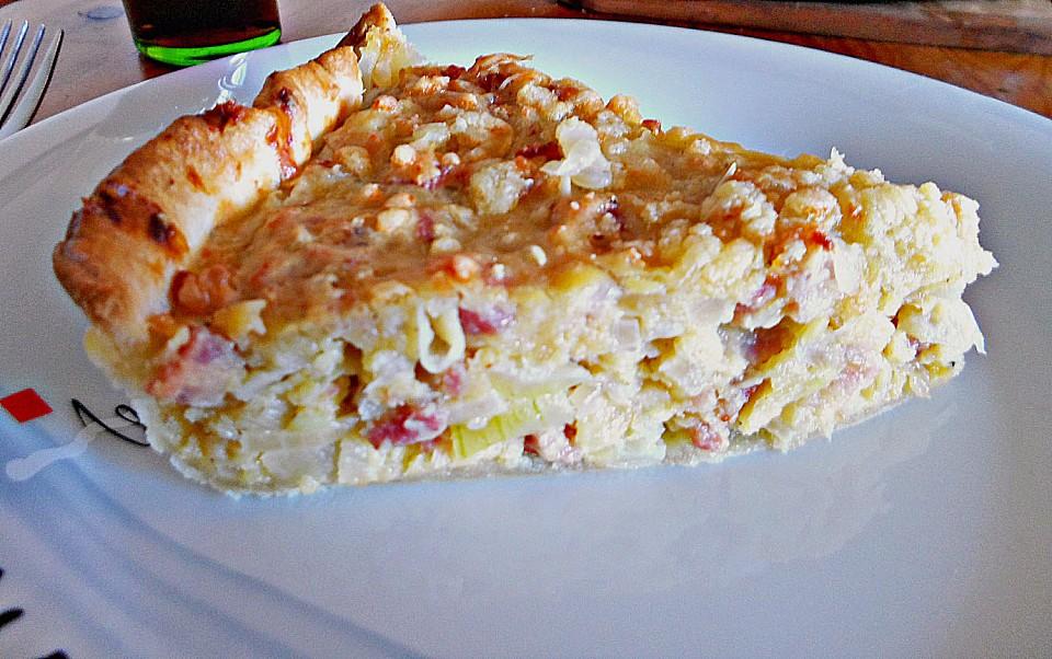 Einfacher Zwiebel Speck Kuchen Von Yvonne29 Chefkoch De