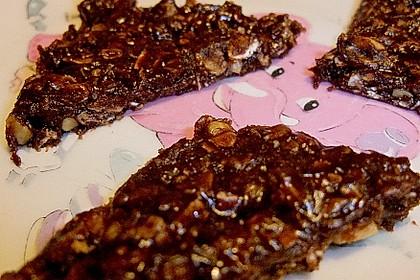Erdnuss - Cookies  (ohne Backen) 3