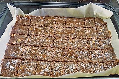 Erdnuss - Cookies  (ohne Backen) 1