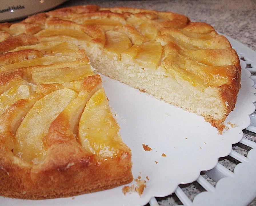 Einfacher Apfelkuchen Von Trollinger Chefkoch De