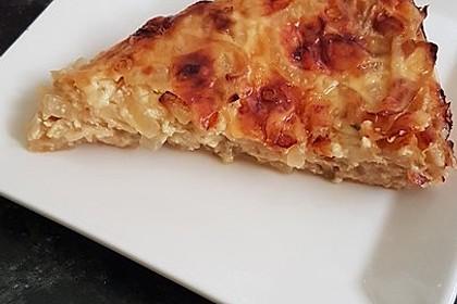 Brillas Zwiebelkuchen mit Käse 10