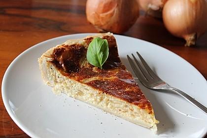 Brillas Zwiebelkuchen mit Käse 1