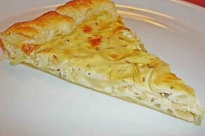 Brillas Zwiebelkuchen mit Käse 3