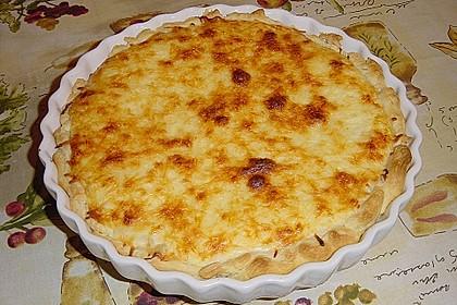 Brillas Zwiebelkuchen mit Käse 14