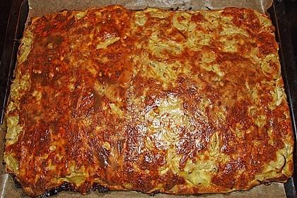 Brillas Zwiebelkuchen mit Käse 15
