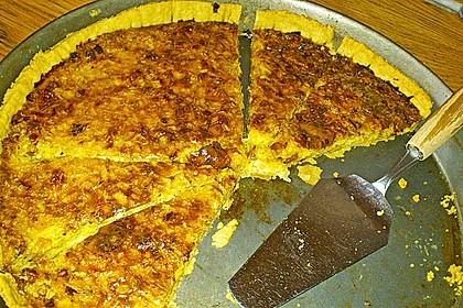 Brillas Zwiebelkuchen mit Käse 25