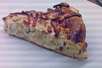 Brillas Zwiebelkuchen mit Käse 11