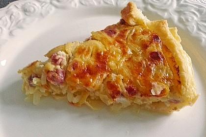Brillas Zwiebelkuchen mit Käse 20