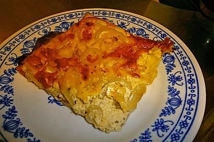 Brillas Zwiebelkuchen mit Käse 17