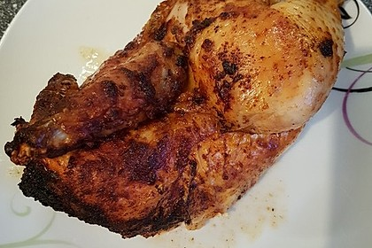 Beer Can Chicken 15