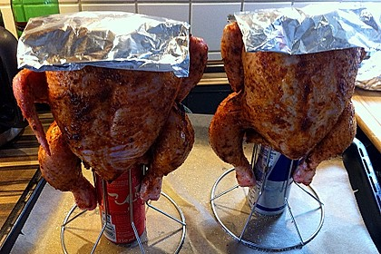 Beer Can Chicken 13