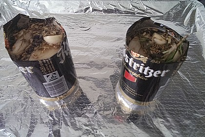 Beer Can Chicken 70