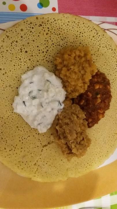Eritreische Küche Rezepte | Injera Von Snaga Chefkoch