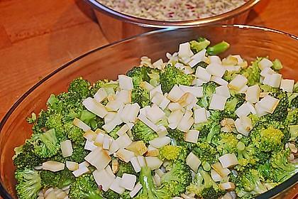 Brokkoli - Käse - Nudelauflauf 15