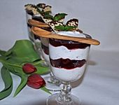 Schokokuss - Dessert (Bild)