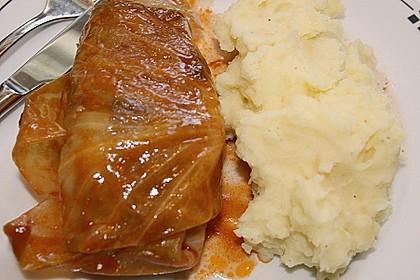 Kohlrouladen mit Kümmelkartoffeln 18