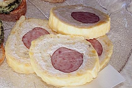 Cabanossi - Roulade