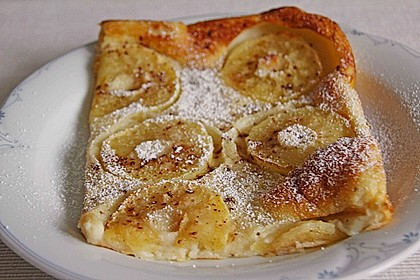 Ofenpfannkuchen aus Finnland (Bild)