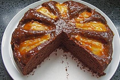 Birnen - Schokolade - Kuchen 20