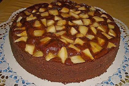 Birnen - Schokolade - Kuchen 42