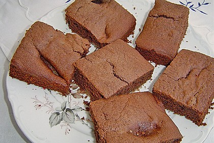 Birnen - Schokolade - Kuchen 97