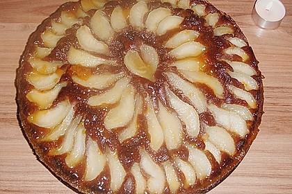 Birnen - Schokolade - Kuchen 41
