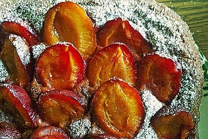 Birnen - Schokolade - Kuchen 89