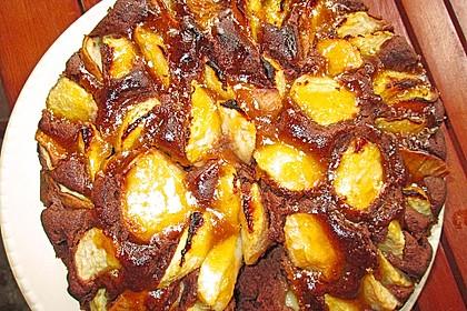Birnen - Schokolade - Kuchen 99