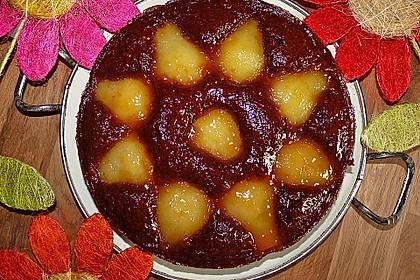 Birnen - Schokolade - Kuchen 53