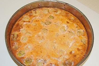 Kartoffel - Lachs - Torte