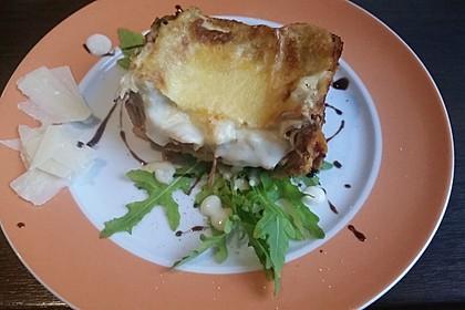 Lasagne alla Bolognese mit Béchamelsoße 17