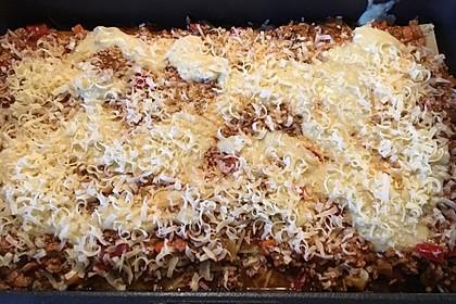 Lasagne alla Bolognese mit Béchamelsoße 6