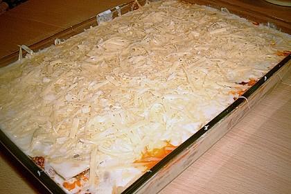 Lasagne alla Bolognese mit Béchamelsoße 22