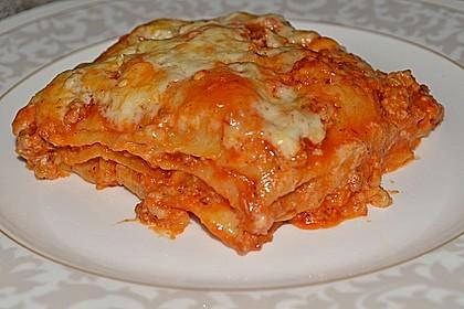 Lasagne alla Bolognese mit Béchamelsoße 10
