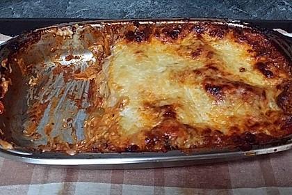 Lasagne alla Bolognese mit Béchamelsoße 21