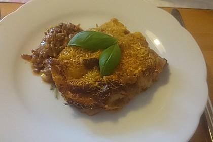 Lasagne alla Bolognese mit Béchamelsoße 25