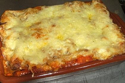 Lasagne alla Bolognese mit Béchamelsoße 19