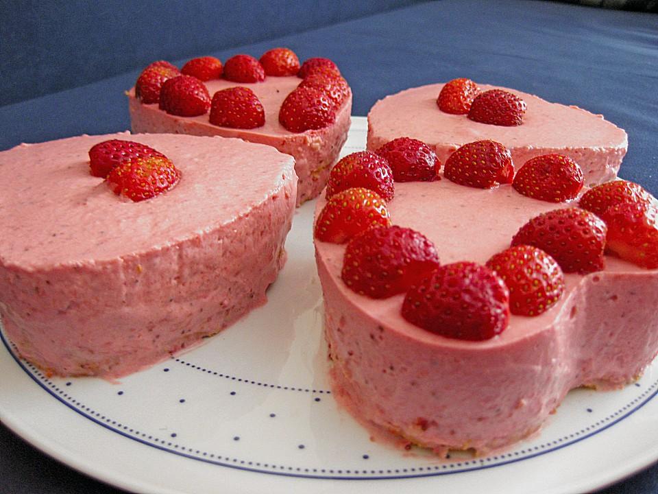Erdbeer Quark Kuchen Von Burek Chefkoch De