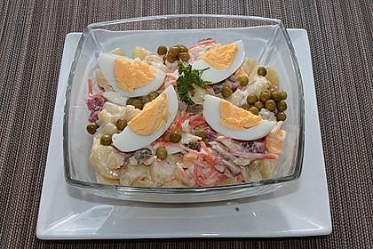 Böhmischer Kartoffelsalat 1