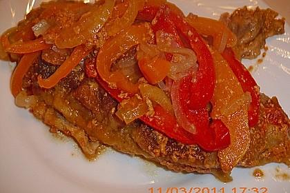 Bulgarische Schnitzel
