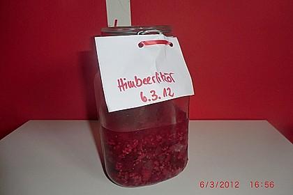 Himbeerlikör (Bild)