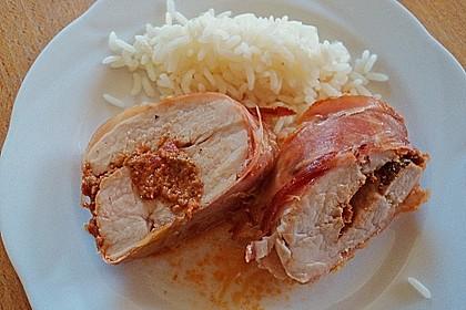 Gefüllte Schweinefilets mit Parmaschinken 39