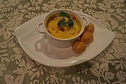 Schneckensuppe >Küchenchef<